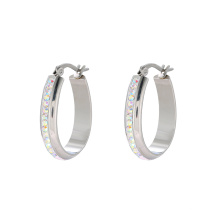 E-591 Xuping Fashion Jewelry cheap custom Earrings Elegant popular Hoop earrings
