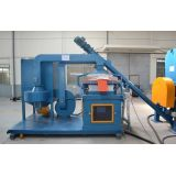 98% High Seperate Rate Cable Recycling Machine For Car Wire