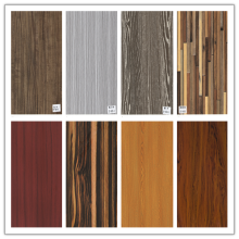 pvc wooden texture decoration board