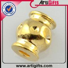 bouchons métalliques cordon de serrage