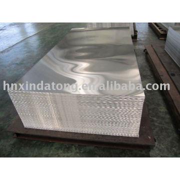folha de alumínio 5052