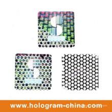 Tamper Evident Aluminium Foil Honeycomb