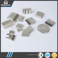 Alibaba china fine quality ndfeb n28eh neodymium magnet