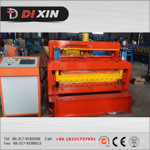 Br Galvanized Steel Roofing Sheets Roll Forming Machine