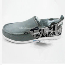 Chaussures New Style Fashion Men Slip-on en toile