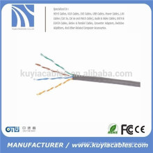 Alta calidad Cat5 Cat6 cable del LAN del utp cable de cable del remiendo de la red de Ethernet