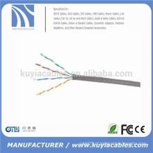 Alta qualidade Cat5 Cat6 utp lan cabo cabo de cabo de rede de rede Ethernet