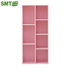 New design style simple wooden bookshelf