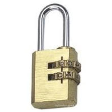 High Quality Security Brass Combination Padlock (J-8040)