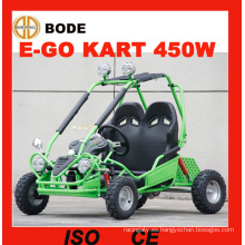 Nuevo 450W 2 asiento eléctrico Mini Go Kart en venta