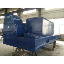 Color Long Span Roof Tile Machine