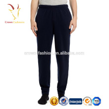 Men's 100% cashmere pants