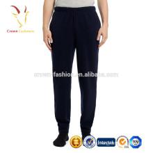 Мужская 100% кашемир брюки