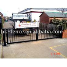 проволока забор ворота