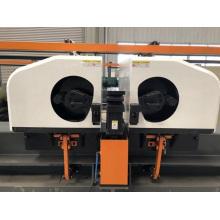Centre de cintrage de barres d'armature CNC
