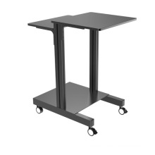 a/V Mobile Cart for Alu. Profile Shelf Adjustable (MB 002)