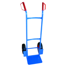 Hand Trolley With Rubber Wheels