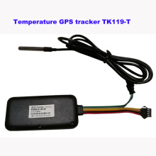 GPS temperature tracker for cold chain management TK119-T