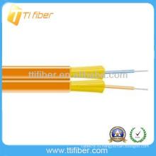 Дуплексный многомодовый 62.5um OM1 и 50um волоконный кабель OM2
