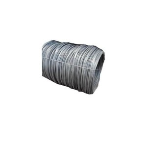 Warmgewalzte Legierung Deformed Steel Wire Rod Rebar
