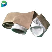 coating spray bag filter/PTFE membrane dust filter bag