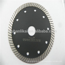 disco de corte de diamante sinterizado para disco de diamante de cerámica húmeda 150 mm
