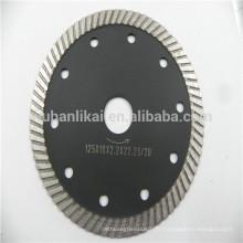 disque de coupe en diamant fritté pour disque de diamant en céramique humide 150mm
