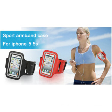 Fabric Weighted Armband, Sport for iPhone 6 Armband Case