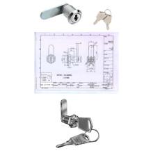 Cam Lock, Tool Box Lock, Money Box Lock Al-12