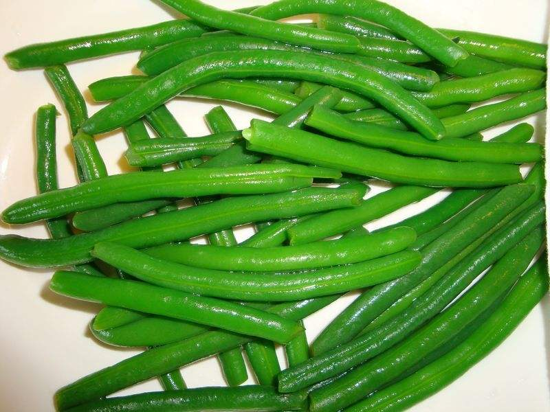 New Crop Frozen Green Bean Cuts