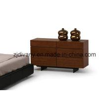 Gabinete de madera de madera de muebles de hogar de estilo americano (SM-D47)