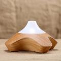 Arome en bois fait sur commande de diffuseur d'impression d'humidificateur à bas prix avec le logo de compagnie