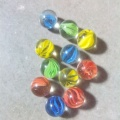 toy glass marbles, 25mm toy glass marble
