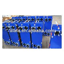 Junta intercambiador de calor, fabricación de intercambiadores de calor