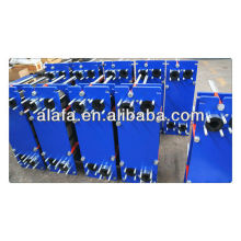 échangeur de chaleur de type joint, fabrication d'échangeur de chaleur