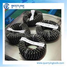 Cuerda de alambre de diamante para granito cantera