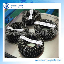 Corda de fio de diamante para pedreiras de granito