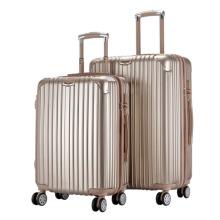 20 bagages de voyage en ABS + PC de voyage 24 pouces sur mesure