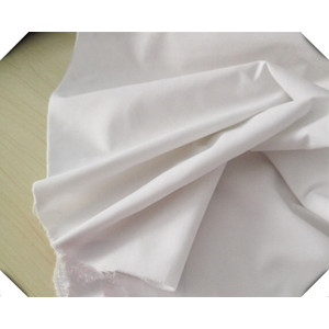 Popular Polyester 65 Cotton 35 Bleached Fabric