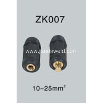 Cable Jointer Plug and Receptacle British type 10-25mm²