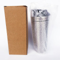 Нержавеющая сталь шейкер бутылки металлической изоляцией шейкер бутылка для фитнес