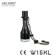 Archon W16xl CREE Xm-L U2 LED 3-Mode Diving Flashlight (1 X 18650)