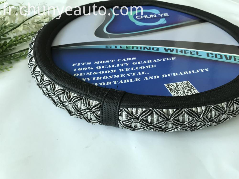 summer cooling steering wheel cover