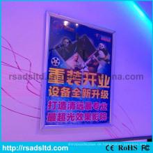 Guter Design LED Slim Poster Leuchtkasten Rahmen