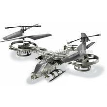 2.4G 4CH controle remoto avatar helicóptero com giroscópio