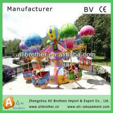 Fitness Equipment Samba Balloon Amusement Rides