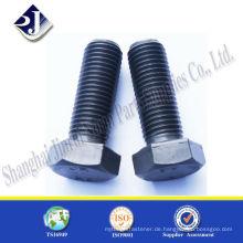 SAE J995 HEX Bult SCHWARZ TS16949 ISO9001