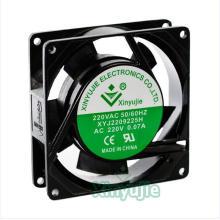 92mm 92X92X25.5mm Wechselstrom-Ventilator für industrielle Ausrüstungen