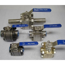Small Sizes Forged Ball Valve
