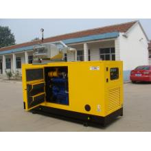 80dB and CE standard 10KW LPG generator with canopy soundproof